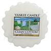 YANKEE CANDLE vonný vosk Clean cotton 22g