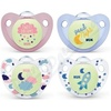 NUK Dudlík Night&Day SI V2(6-18m) BOX 2ks 736126