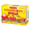 TEREZIA Vitamin C 500mg trio natur cps. 60