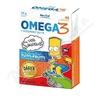 The Simpsons Omega 3+vitaminy D a E cps. 45 + dárek