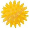 KineMAX Hedgehog Masážní míček ježek 6cm žlutý