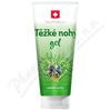 SwissMedicus Těžké nohy gel 200 ml