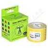 KineMAX SuperPro Ray.  kinesiology tape žlut. 5cmx5m