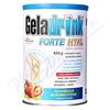 Geladrink FORTE HYAL práškový nápoj jahoda 420g