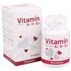 Vitamín K2+D3+Q10 Biomedica tob. 60