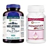 Melatonin 3mg Day&Night tbl. 30+Menostan Act.  55cps