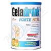 Geladrink FORTE HYAL práškový nápoj pomeranč 420g