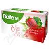 Čaj Biogena Fantastic Jahoda & Ginkgo 20x2g
