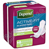 Depend Active-Fit Mini inkont. vložky ženy 14ks