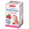 BABY IMUN sirup s hlívou a rakytníkem MALINA 100ml