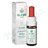 Dr. CBD 5% CBD konopný olej 10 ml