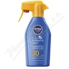 NIVEA SUN Dět. spr.  na opal. pump. OF30 300ml č. 80450