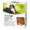 Drontal Dog Flavour XL 525-504-175mg tbl.2