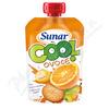 Sunárek Cool ovoce pomeranč banán sušenka 120g