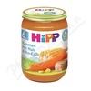 HiPP BABY BIO Mrkev s kukuřicí a BIO telecím 190g
