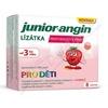 Junior-angin lízátka pro děti 8ks+dárek