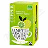 Cupper BIO Lime & Ginger Green Tea 20 n. s.
