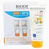 BIODERMA Photoderm KID Mléko SPF 50+ 100 ml 1+1