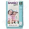 Bambo Nature Pants 6 navl. pl. k. trenink.  18+kg 18ks