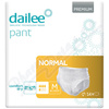 Dailee Pant Premium NORMAL inko. kalhotky M 14ks
