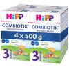 HiPP MLÉKO HiPP 3 JUNIOR Combiotik 4x500g