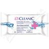 Cleanic ANTIBACTERIAL vlhčené ubrousky 15ks