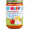 HiPP JUNIOR BIO Rajčata se špagetami a mozza. 220g