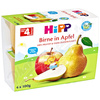 HiPP 100% OVOCE BIO Jablka s hruškami 4x100g