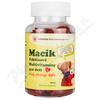 Macík - Pektinové multivitaminy pro děti 90ks