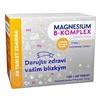 Magnesium B-komplex VÁNOCE Glenmark tbl. 120+60