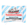 Fishermans friend bonbóny dia eukalypt. 25g modré