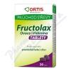 Fructolax Ovoce&Vláknina TABLETY tbl. 30