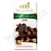 Čokoláda HEIDI GrandOr Dark&Hazelnuts 100 g