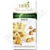 Čokoláda HEIDI GrandOr White&Hazelnuts 100g