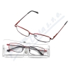 Brýle čtecí American Way +3. 50 červené v etui