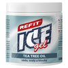 Refit Ice masážní gel s tea tree oil 230ml