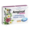 Anginal tablety s heřmánkem+slézem tbl. 16