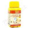 VitaHarmony Komplet vitaminů B forte tbl. 60