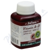 MedPharma Vitamín A+D (5000 I.U.-400 I.U.) tob.107