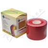 FOX MUSCLE TAPE-kinezio tejp. páska červená 5cmx5m