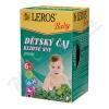 LEROS BABY Dětský čaj Klidné sny n. s. 20x1. 5g