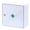 Lékárnička - nástěn. s náplní do10osob-ZM10 kovová