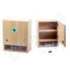 Lékárnička - nástěnná dřevěná 40x32x17 -prázdná