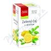 Apotheke Zelený čaj s citronem 20x2g n. s.