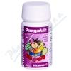 PargaVit Vitamin C Mix Plus pro děti tbl. 90