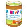 HiPP BABY BIO Mrkev s rýží a tel. mas.  190g