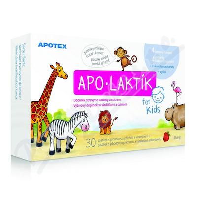 APO-LAKTÍK for Kids 30ks