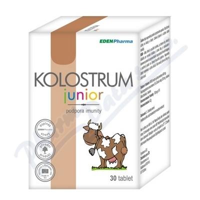 Edenpharma Kolostrum junior tbl.30