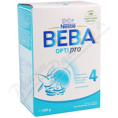NESTLÉ Beba 4 PRO-OPTIPRO 600g