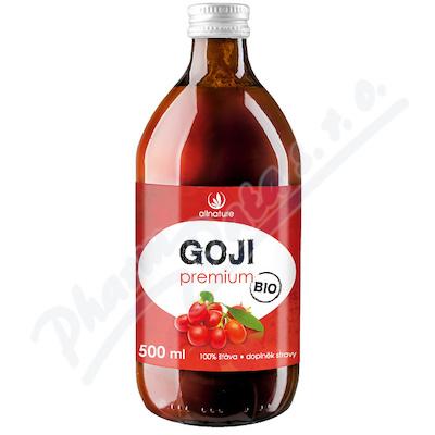 Allnature Goji BIO šťáva 500ml